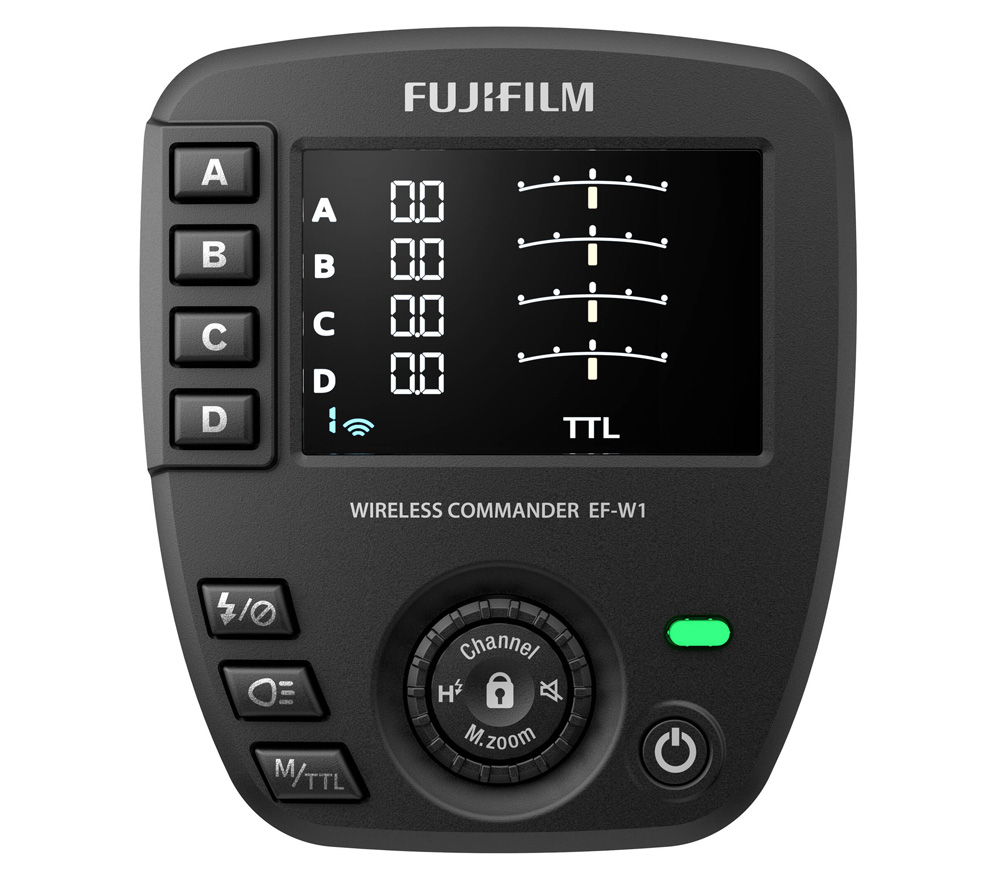 Блок управления вспышками Fujifilm EF-W1