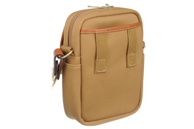 Сумка Billingham Stowaway Compact Shoulder Bag (Khaki / Tan)