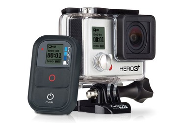 GoPro Hero3+ Black Edition Motosport