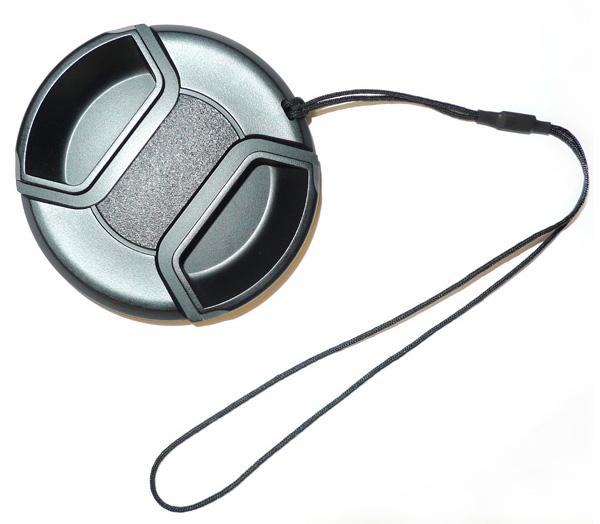 Крышка для объектива FLAMA FL-58MM 58мм фото