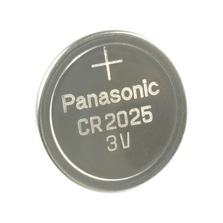 Батарейки Panasonic CR2025