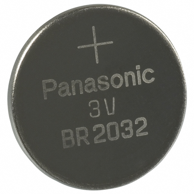 Батарейки PANASONIC CR2032