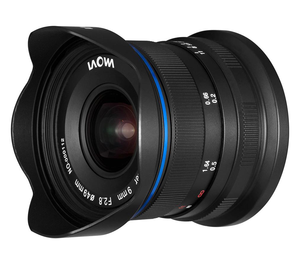 Объектив Laowa 9mm f/2.8 Zero-D для DJI Zenmuse X7