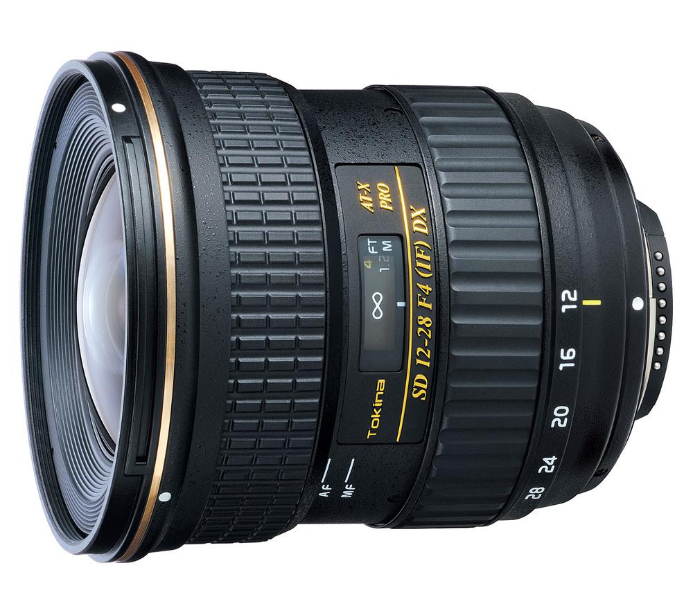 Объектив Tokina AT-X 128 F4 PRO DX (12-28mm) для Nikon фото