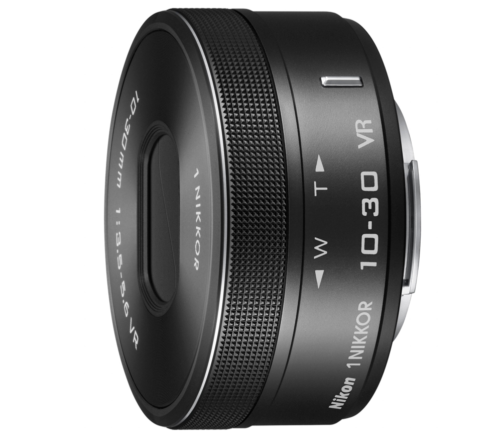 Объектив NIKON NIKKOR 1 10-30mm f/3.5-5.6 VR PD-ZOOM черный