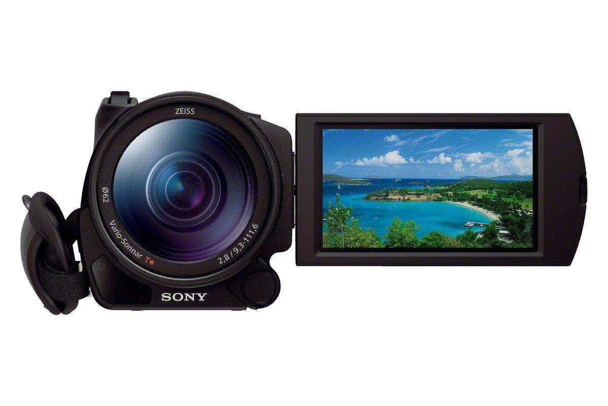 Видеокамера SONY FDR-AX100E фото