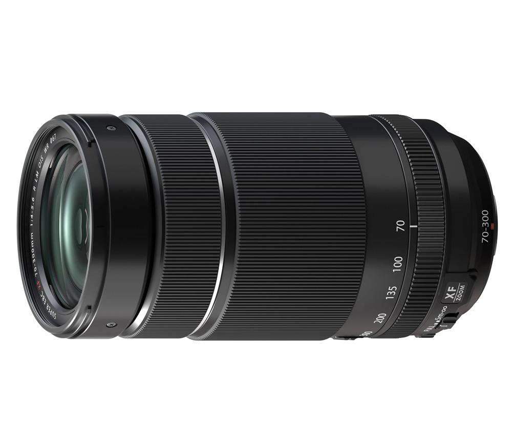 Объектив Fujifilm XF 70-300mm f/4-5.6 R LM OIS WR XF 70-300mm f/4-5.6 R LM OIS WR