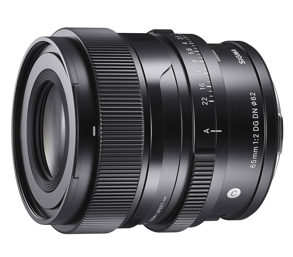 Объектив Sigma 65mm f/2.0 DG DN Contemporary Sony E
