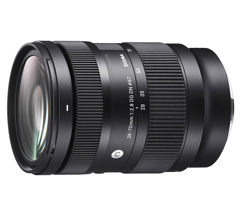 Объектив Sigma 28-70mm f/2.8 DG DN Contemporary Sony E 28-70mm f/2.8 DG DN Contemporary Sony E