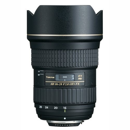 Объектив Tokina AT-X 16-28mm f/2.8 PRO FX Canon
