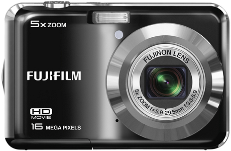Fujifilm FinePix AX500 Black(уценка)