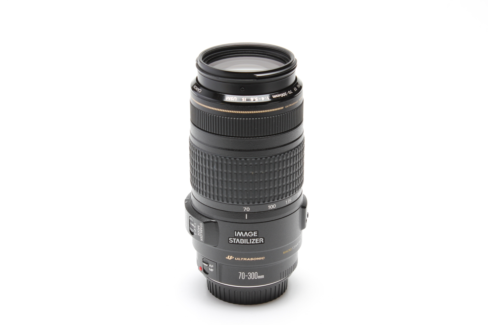 CANON EF 70-300/4-5.6  IS USM