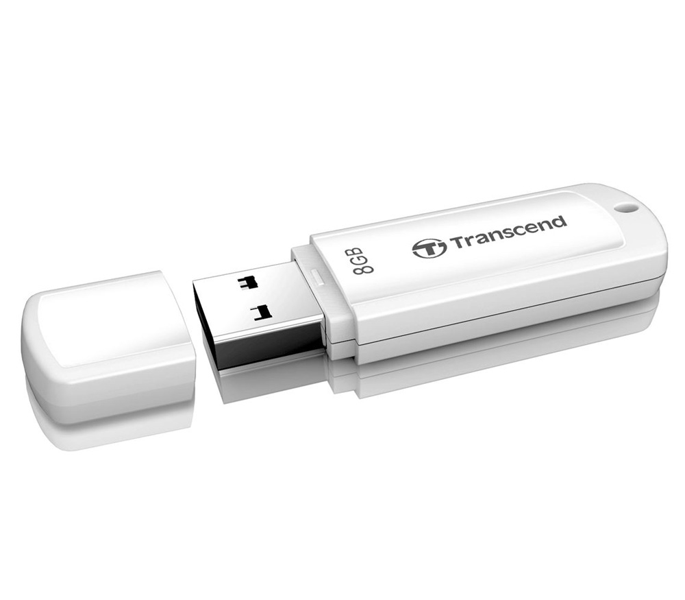 Накопитель Transcend USB2 Flash 8GB  JetFlash 370
