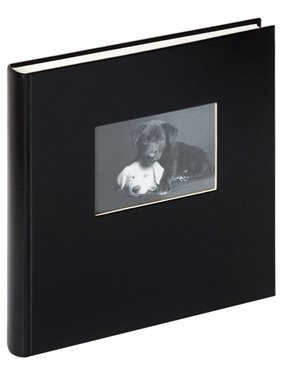 Фотоальбом Walther Фотоальбом классический 30x30, 50 страниц CHARM, белые страницы фото