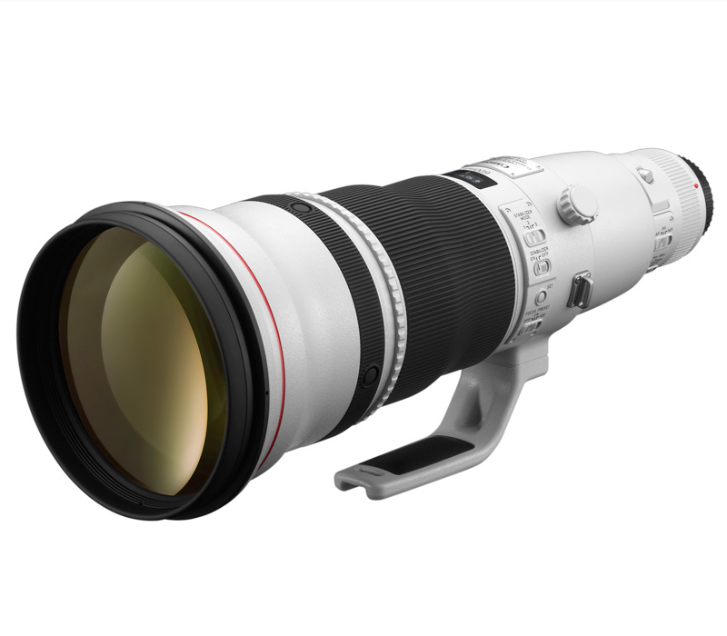 Объектив CANON EF 600mm f/4.0L IS II USM