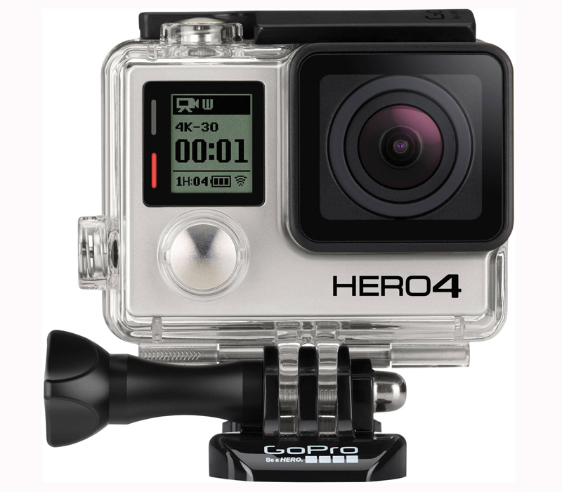 GoPro HERO4 Black Edition Surf (CHDSX-401)