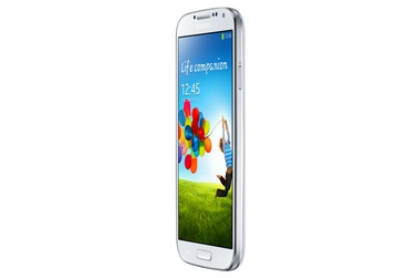 Телефон Samsung GALAXY S4 16Gb белый (GT-I9500)