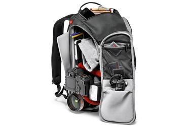Рюкзак MANFROTTO Advanced Travel Backpack черный