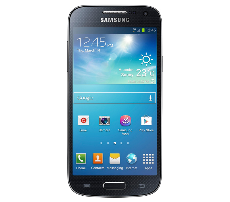 Телефон Samsung Galaxy S4 Mini 3G 8Gb черный (GT-I9190)