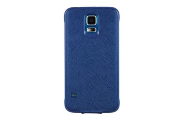 SAMSUNG Чехол-книжка Anymode для Galaxy S 5 синий view cradle case jewel saffiano pattern (F-DMCC000KBL)