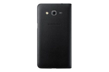 Samsung Чехол-книжка  для Galaxy Grand 2 черный S View Cover (EF-CG710BBEGRU)