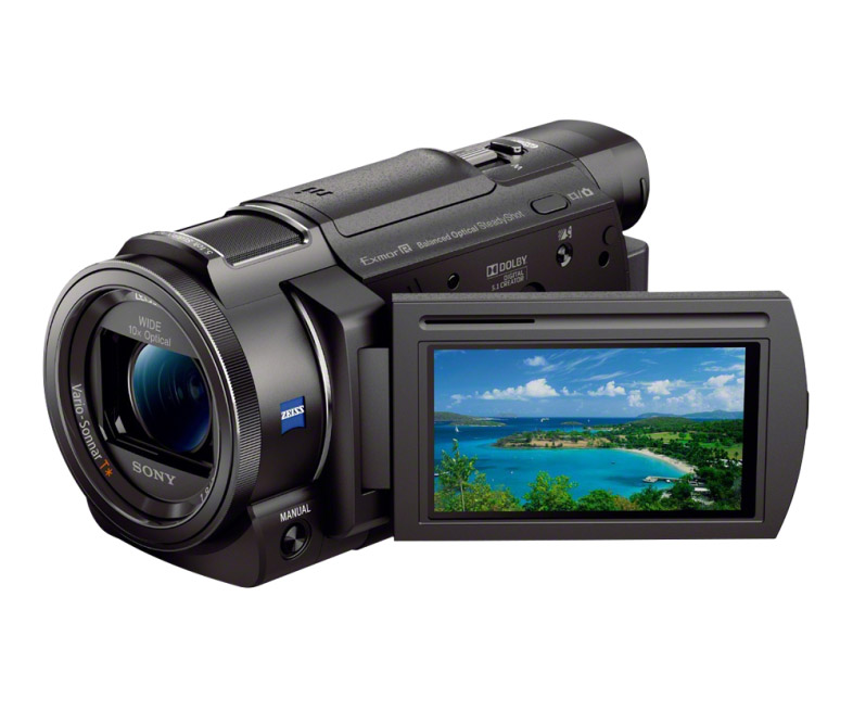 Видеокамера Sony FDR-AX33 фото