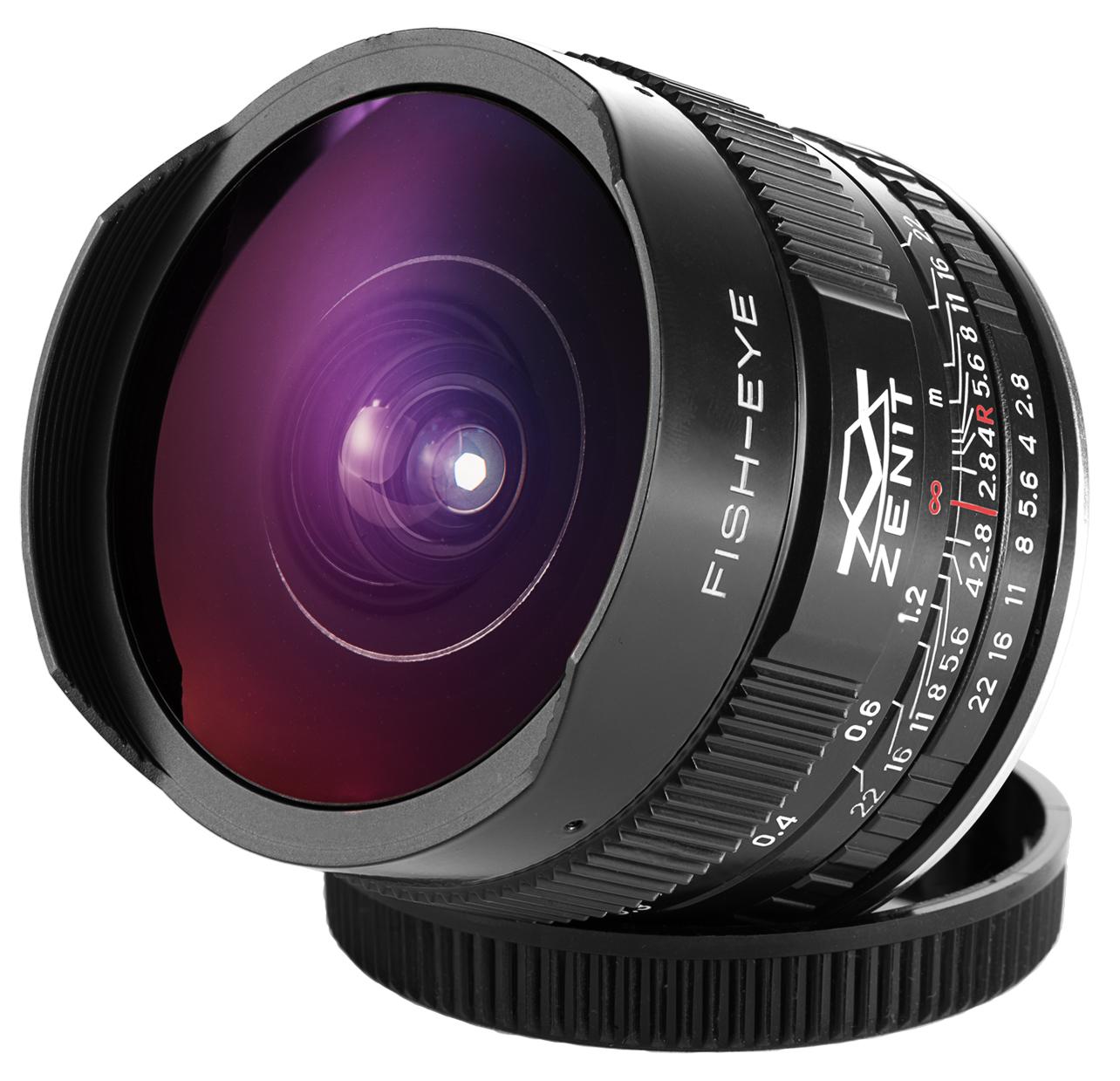 Объектив Зенит МС Зенитар-Н 16/2.8 Nikon фото