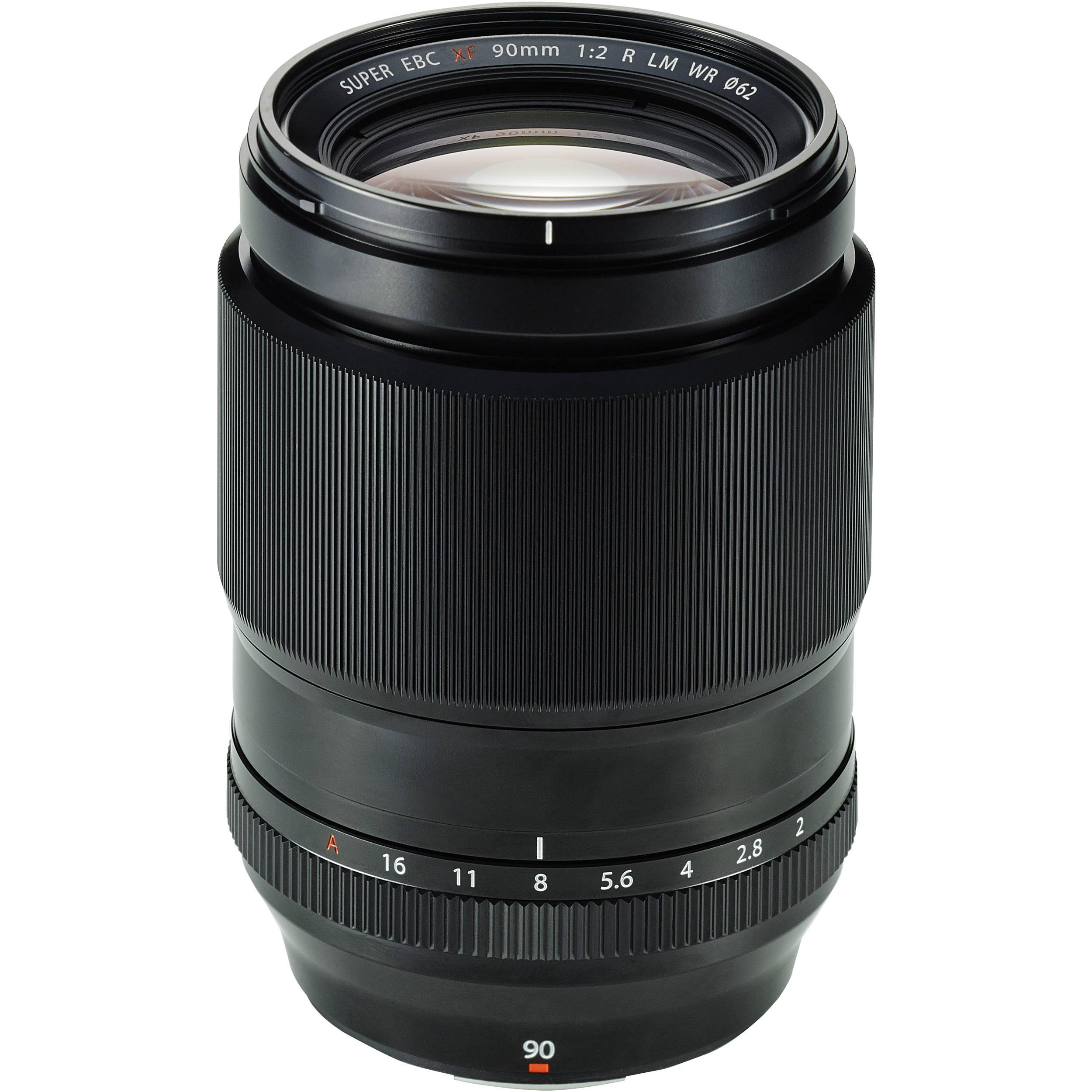 Объектив Fujifilm XF 90mm f/2 R LM WR XF 90mm f/2 R LM WR