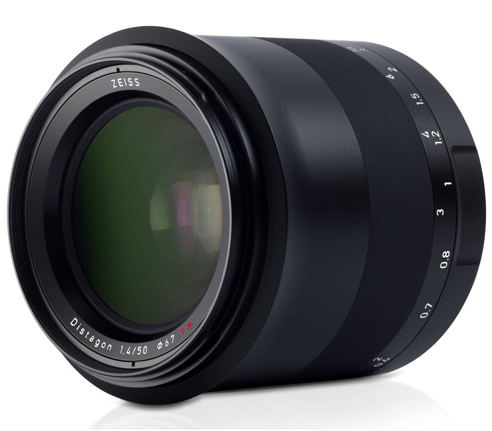 Объектив Zeiss Milvus 1.4/50 ZE для Canon EF (50mm f/1.4) фото