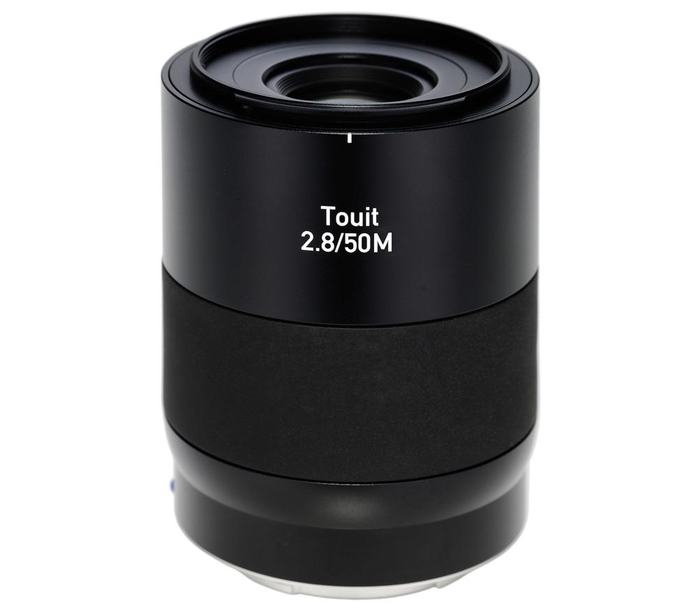 Объектив Zeiss Touit 2.8/50M для Sony E (50mm f/2.8 Macro) фото