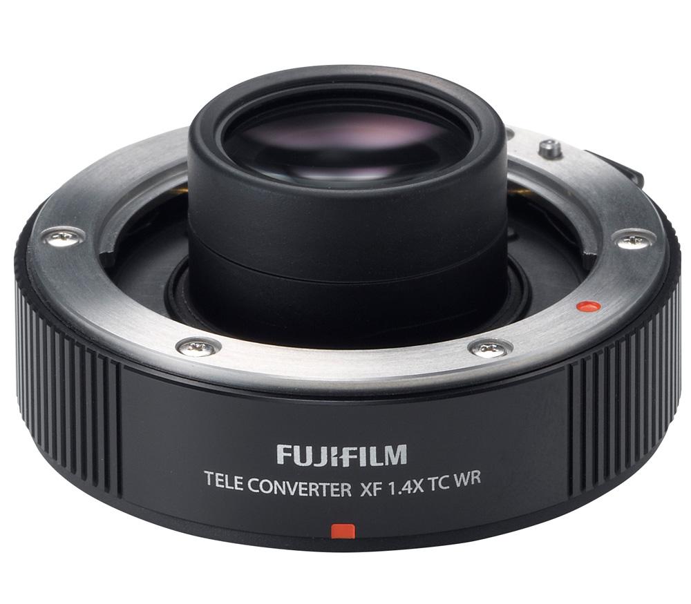 Телеконвертер FUJIFILM XF 1.4x TC WR фото