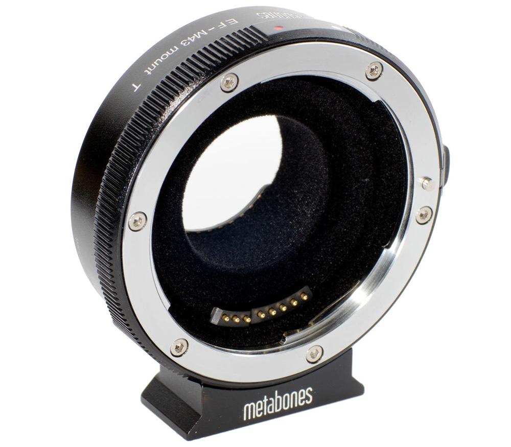 Адаптер Metabones T Smart Mk IV, Canon EF на Micro 4/3 фото