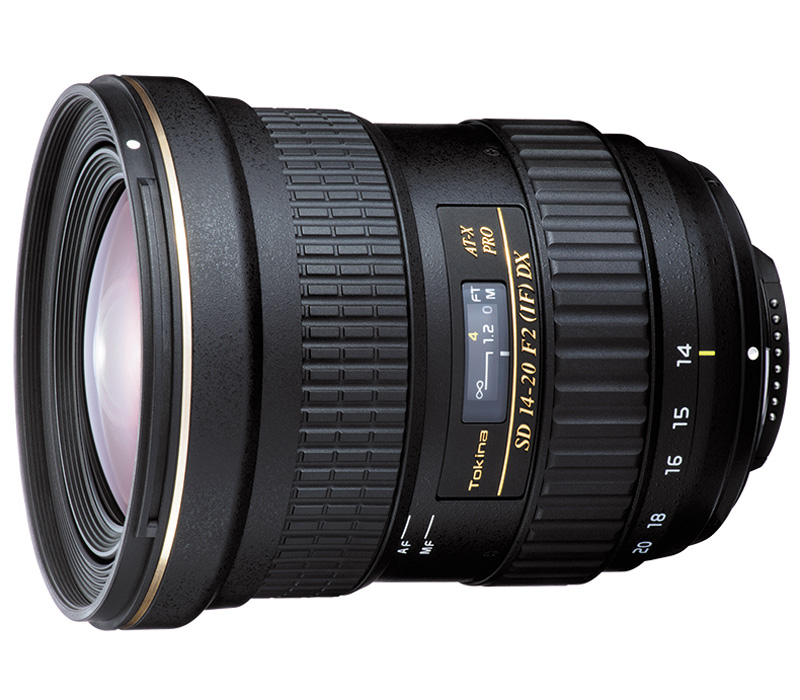 Объектив TOKINA AT-X 14-20mm F2 Pro DX Canon фото