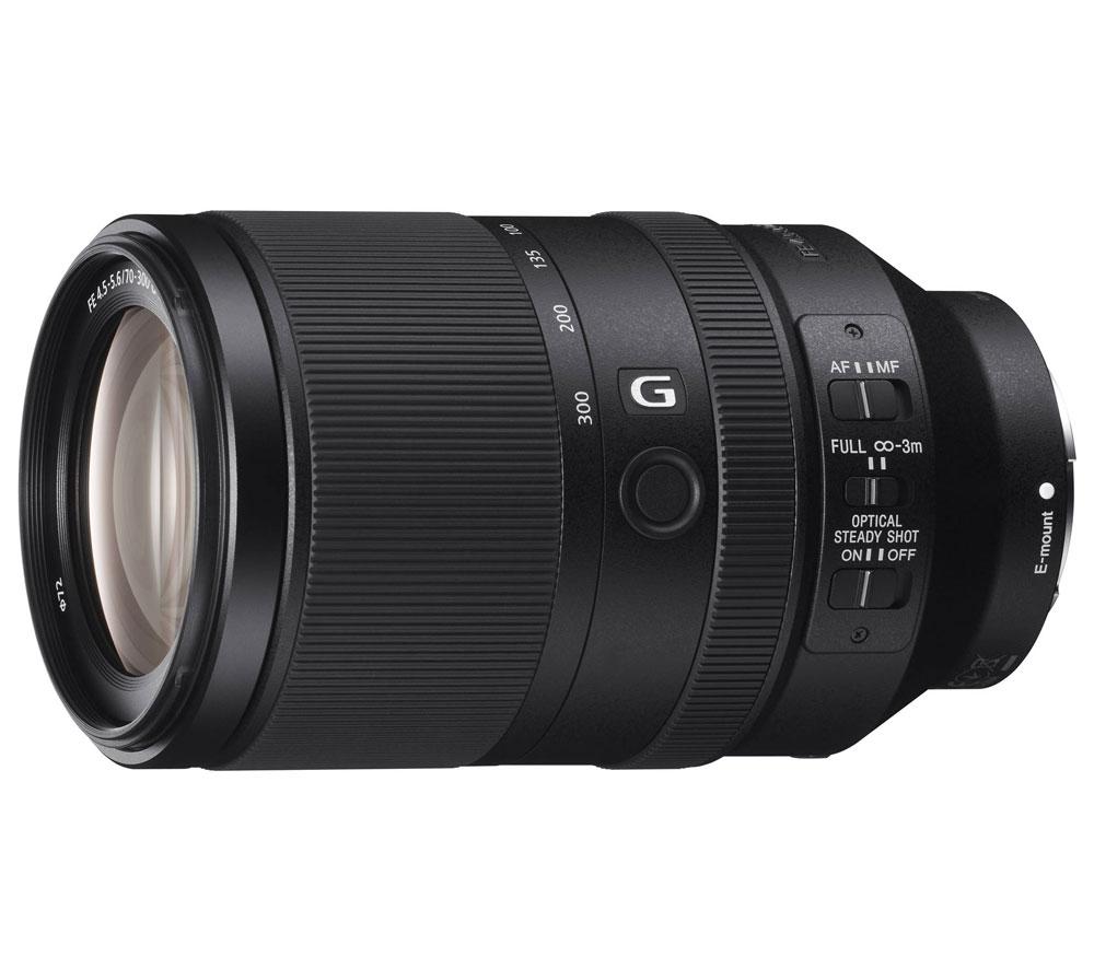 Объектив Sony FE 70-300mm f/4.5-5.6 G OSS (SEL-70300G) фото