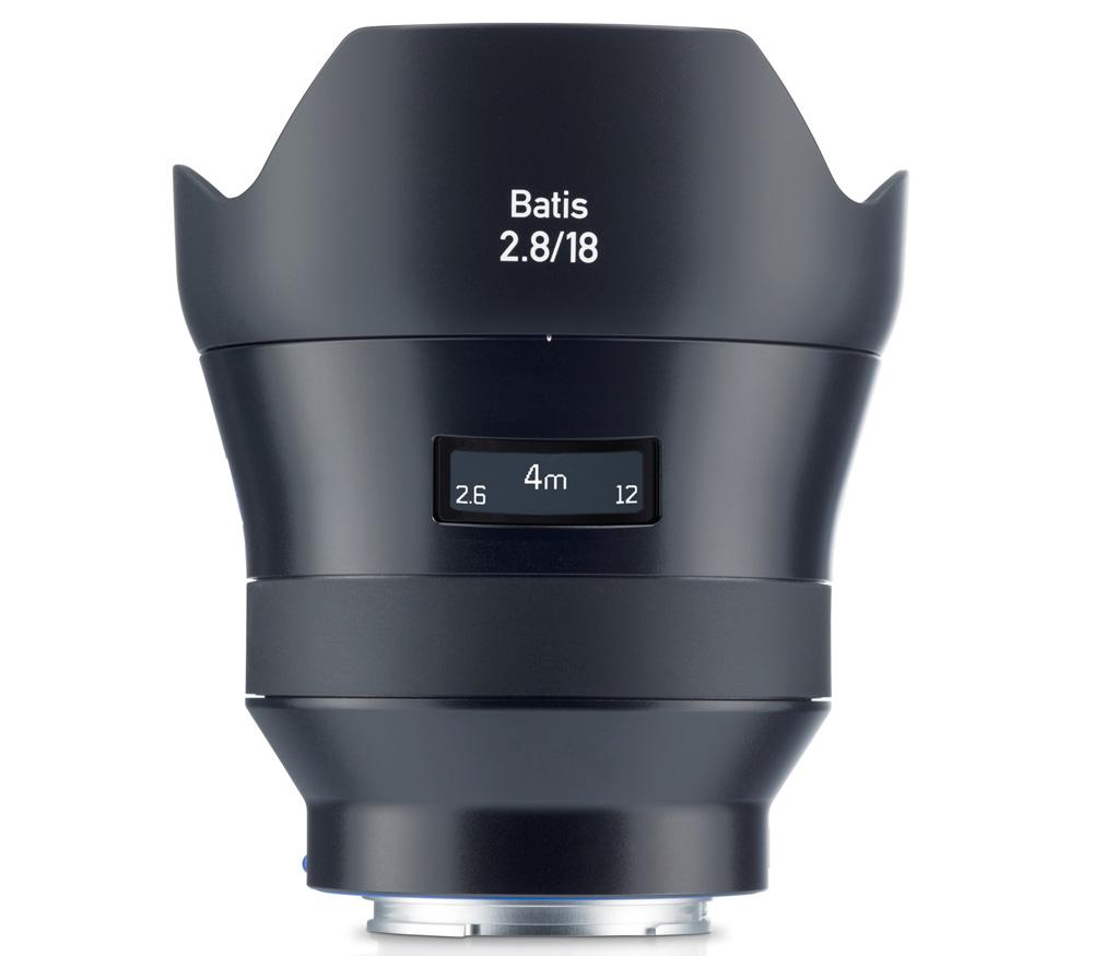 Объектив Zeiss Batis 2.8/18 для Sony E (18mm f/2.8) фото
