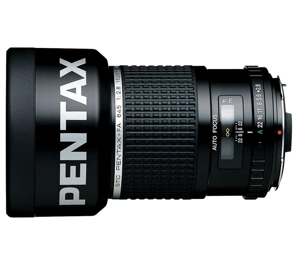 Объектив PENTAX 645 FA 150mm f/2.8 SMC фото