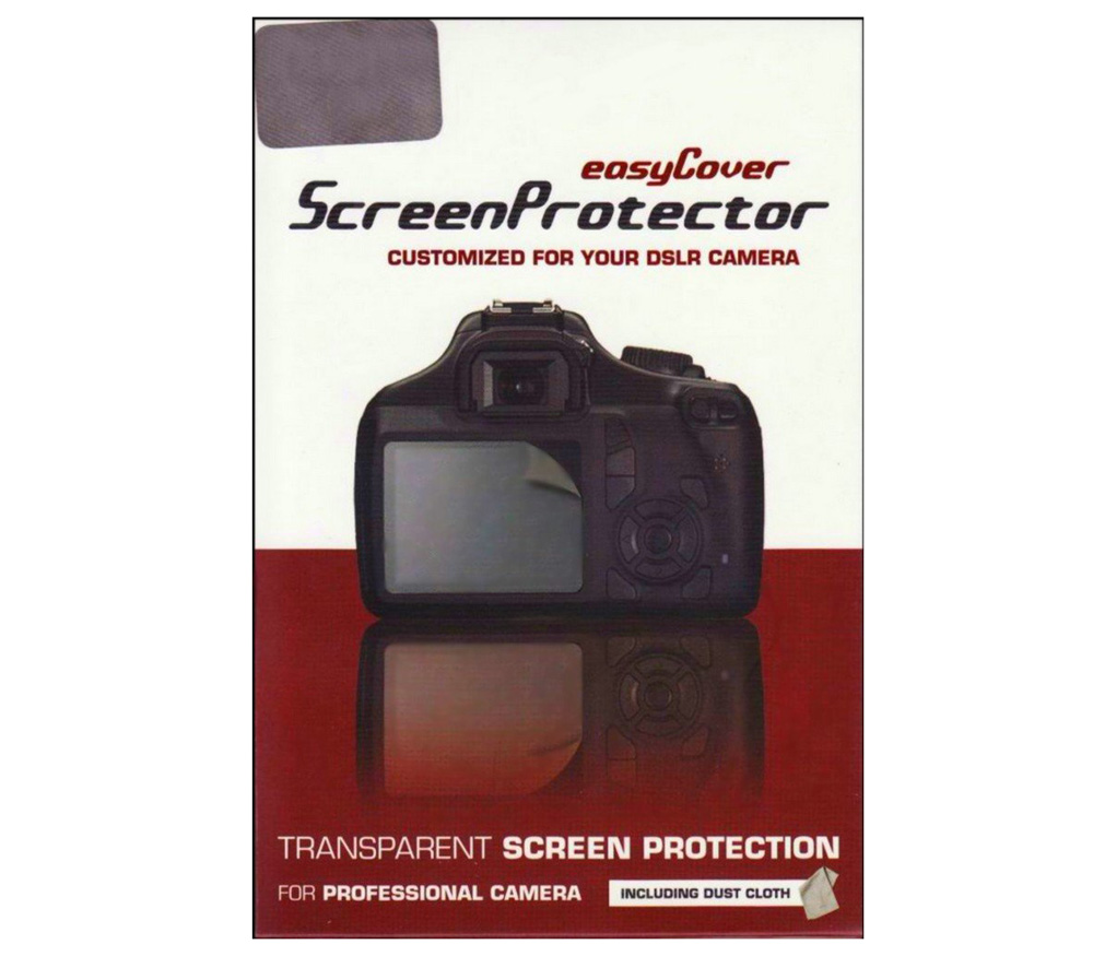 Защитная пленка easyCover для дисплея Nikon D600, D610 фото