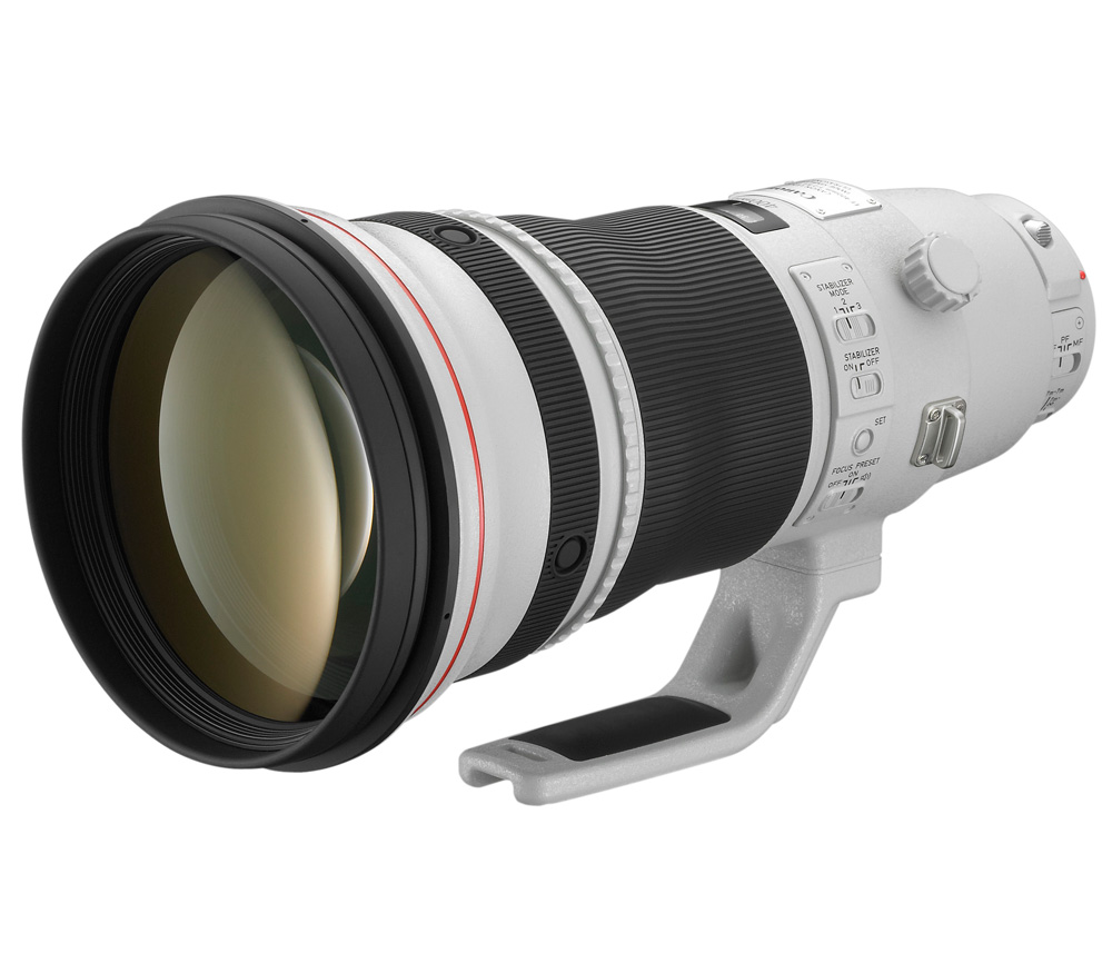 Объектив CANON EF 400mm f/2.8L IS II USM