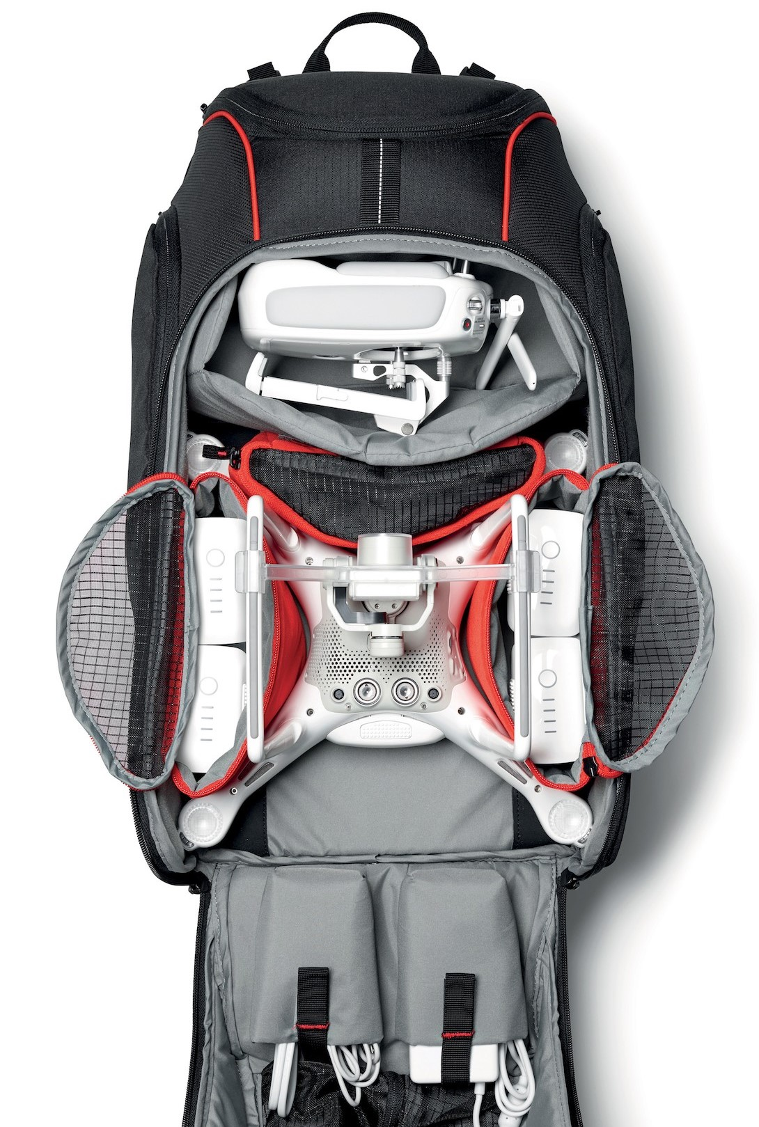 e0ebd7b1e246 Рюкзак для квадрокоптера MANFROTTO Aviator D1 Drone Backpack (MB BP-D1)