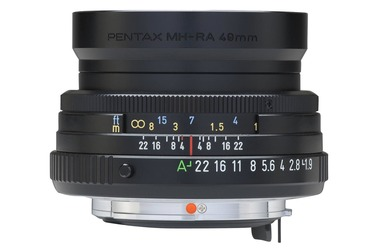 Объектив Pentax FA 43mm f/1.9 SMC Limited черный