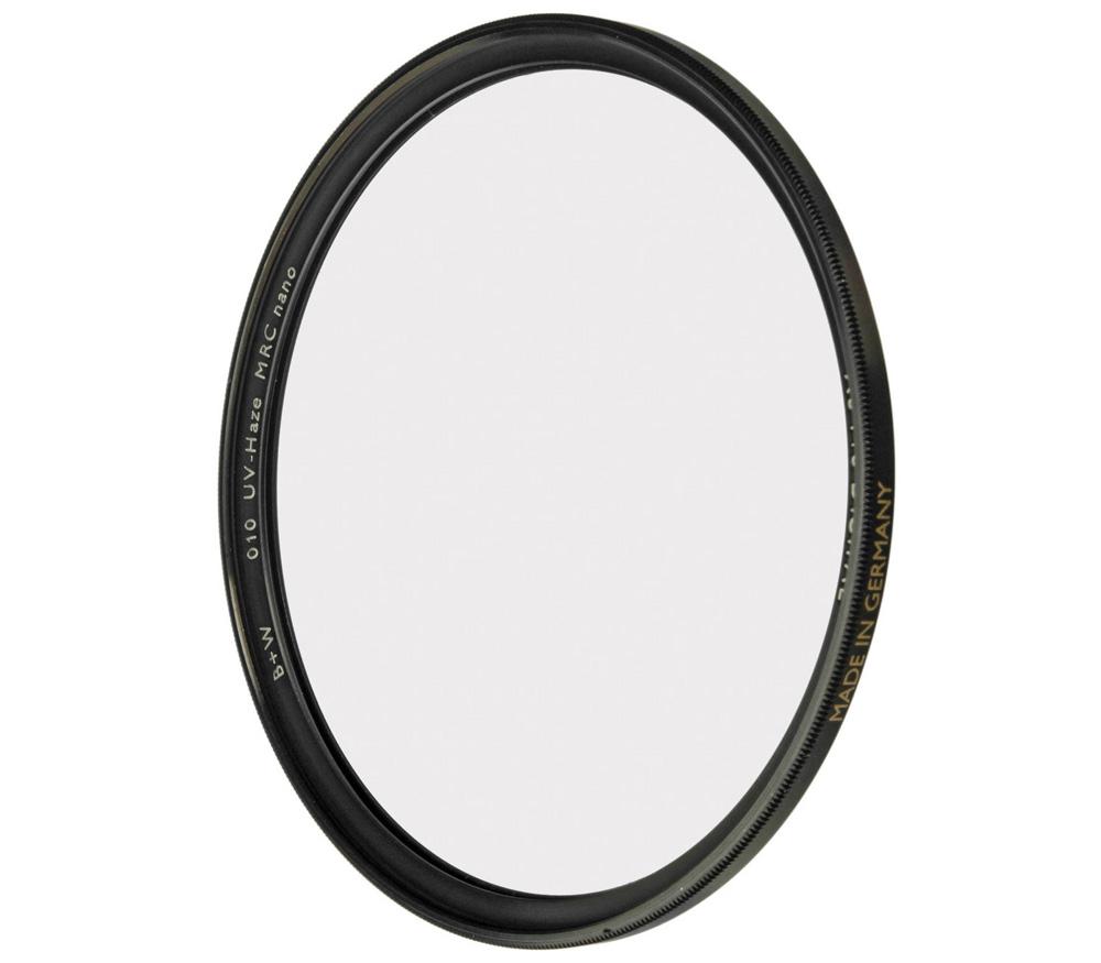 Светофильтр B+W UV-Haze 010 MRC nano, XS-Pro, 58 mm фото