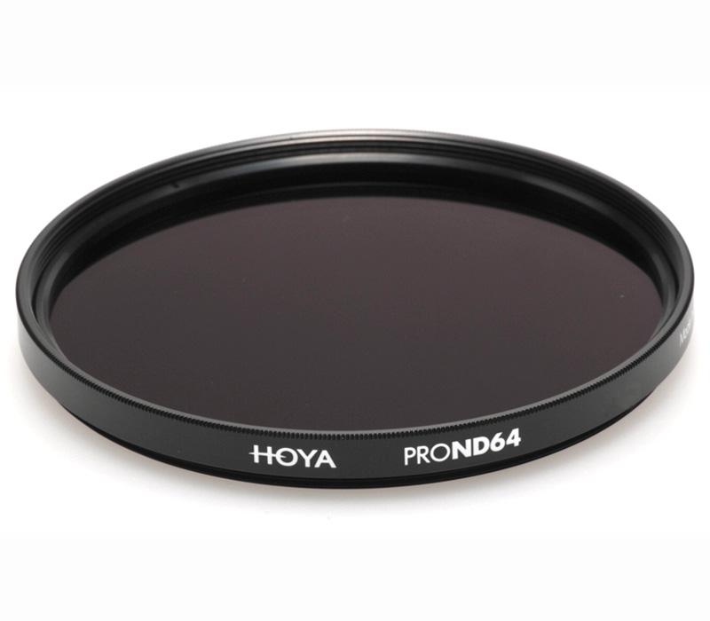 Светофильтр HOYA Pro ND64 77mm фото