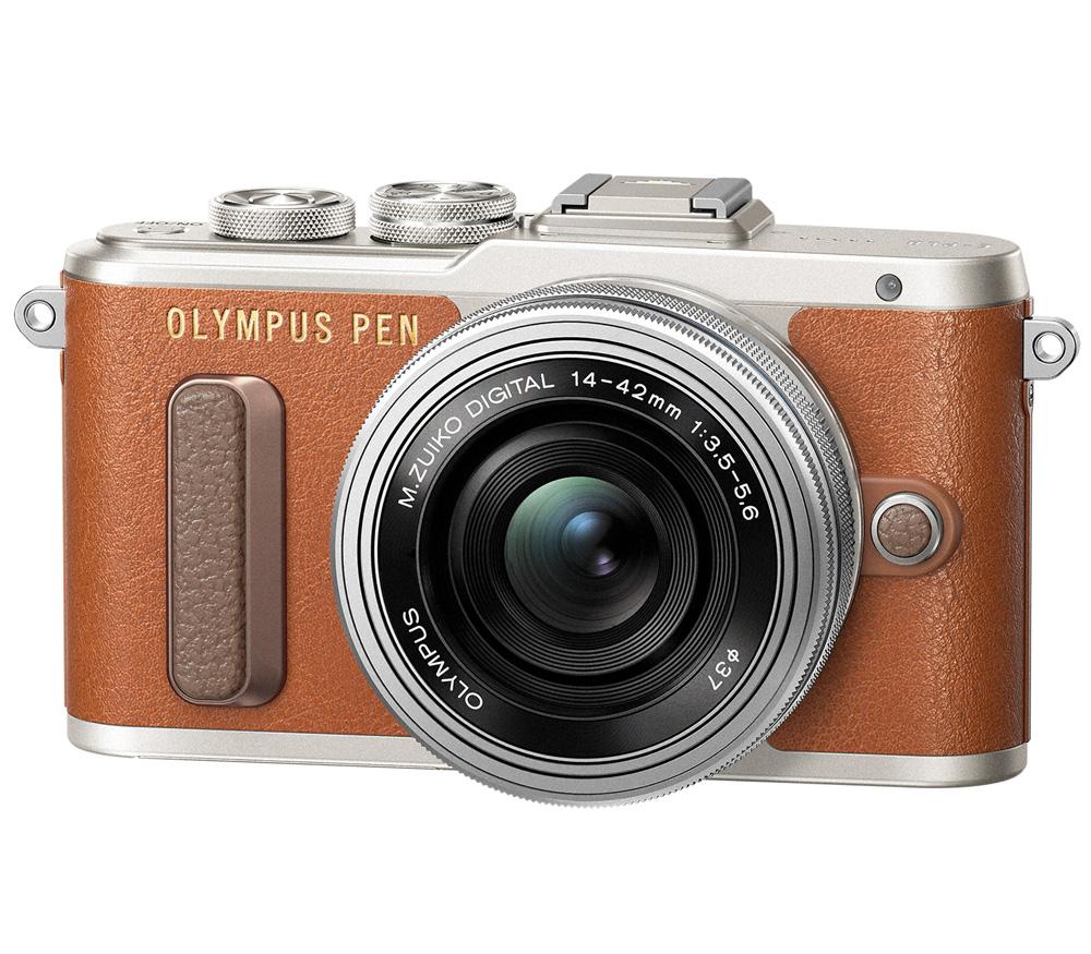 Купить со скидкой Фотоаппарат со сменной оптикой OLYMPUS