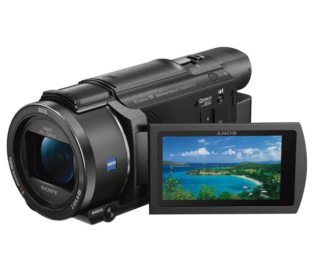 Видеокамера Sony FDR-AX53 фото