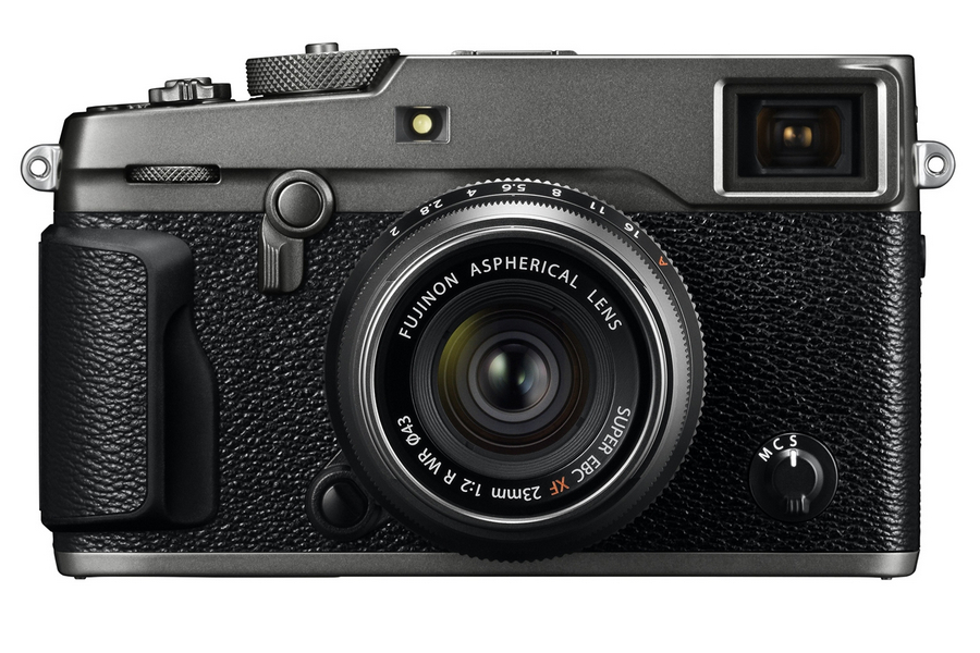 Фотоаппарат со сменной оптикой FUJIFILM X-Pro2 Kit с XF23mmF2, серебристый фото