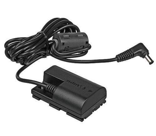 Адаптер CANON DR-E6 для камер с аккумулятором LP-E6N фото