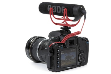 Микрофон RODE VideoMic GO, направленный, моно, 3.5 мм