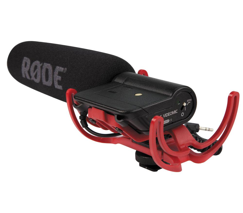 Микрофон RODE VideoMic Rycote направленный, моно, 3.5 мм фото