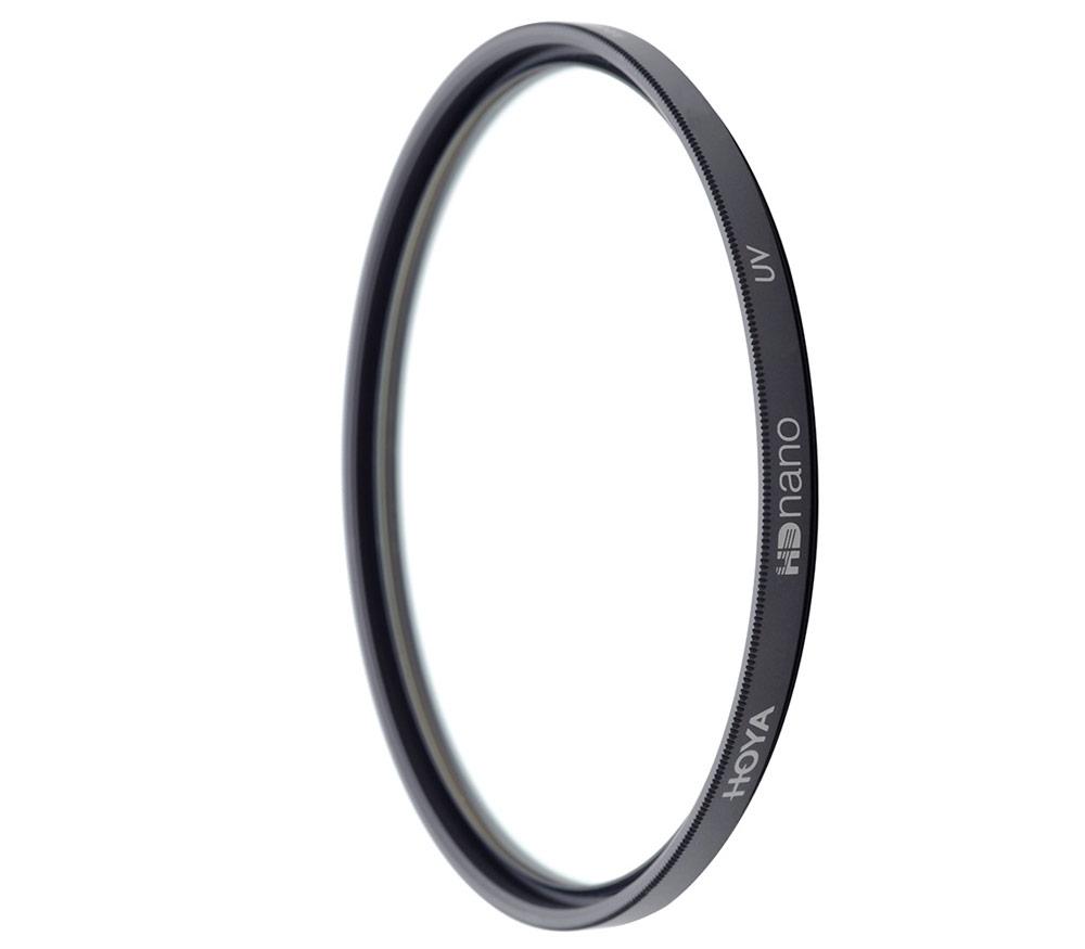 Светофильтр Hoya UV HD Nano 55 mm фото