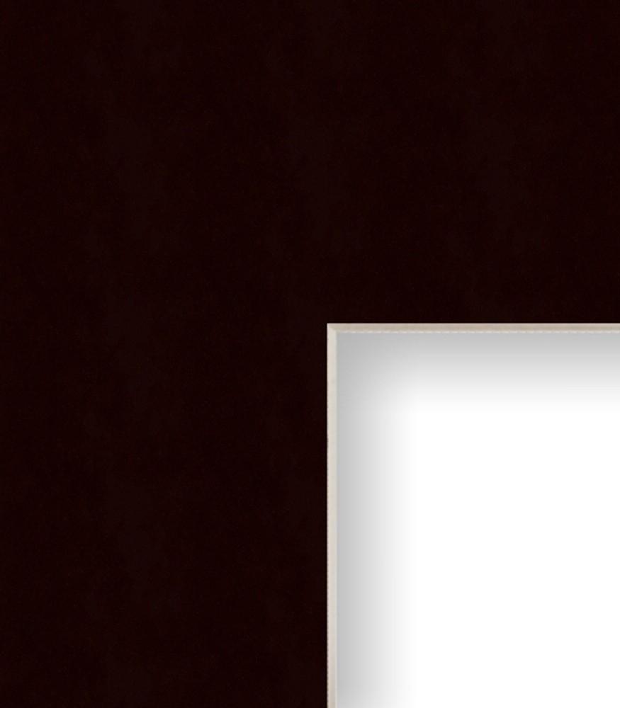 Паспарту BAUMMANN 15х20 см черное фото